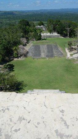 Ruines et musée de Cahal Pech : Breathtaking view