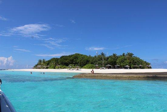 Reethi Beach Resort: Reethi Insel