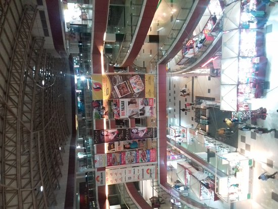 the shopprix mall meerut