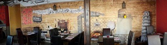 Stobrec, Croatia: Restoran Pizzeria Peperoncino
