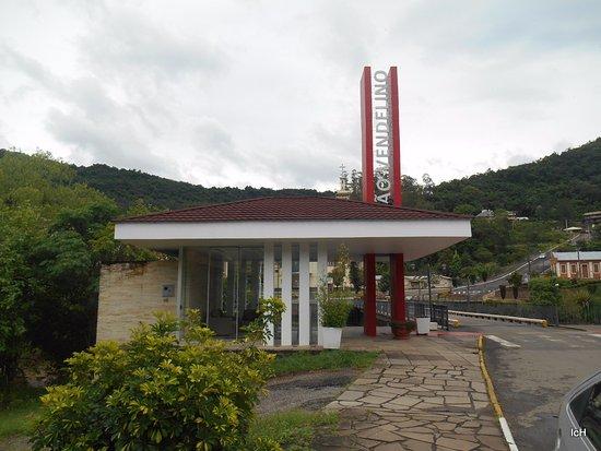 Portico De Sao Vendelino