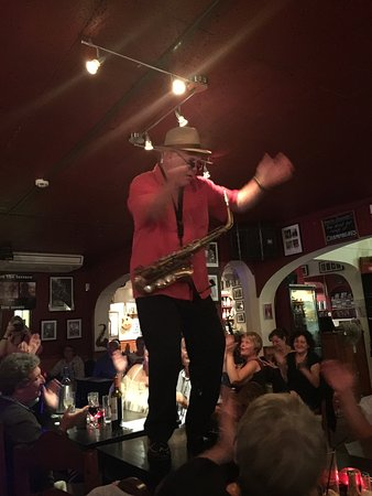 Johnny Hooper's Saxophone Bistro: photo1.jpg