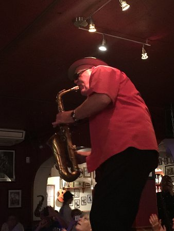Johnny Hooper's Saxophone Bistro: photo2.jpg