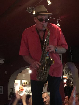 Johnny Hooper's Saxophone Bistro: photo4.jpg