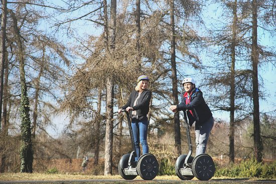 SEGWAY EXPERIENCE: Segway and E-scooter Tours