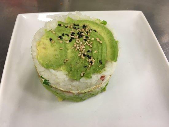 Eat sushi : Bonne appétit