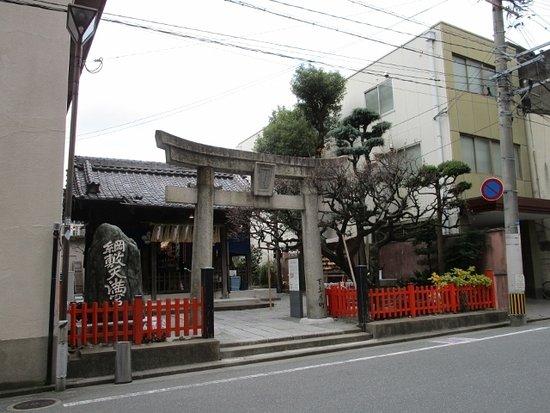 Tsunashiki Temman-gu