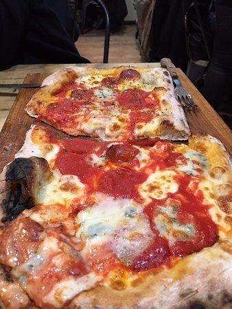 Vip Pizza Devine Picture Of Vip Pizza Saltdean Brighton