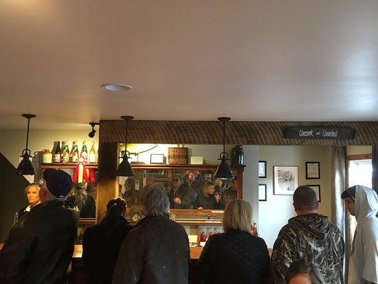 Monterey, VA: tatsing bar