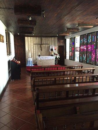 Templo Ecumenico de San Salvador : binnen