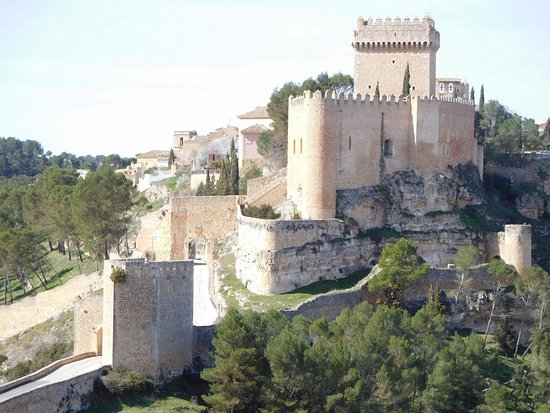 Parador de Alarcon: View from another tower