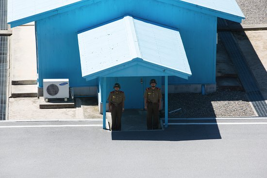 Demilitarized Zone: Soldiers