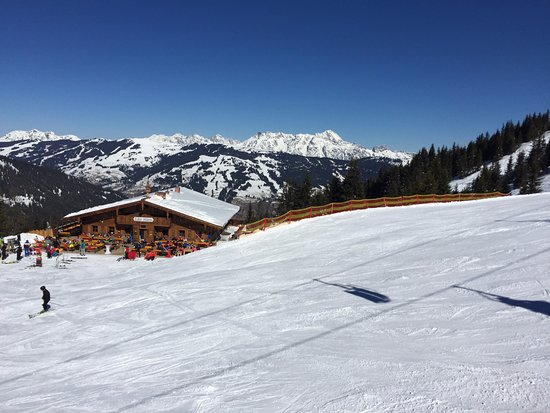 Feinschmeck: One of the many excellent Mountain Restaurants