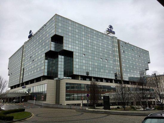 Hilton prague picture of hilton prague prague tripadvisor for Design hotel prague tripadvisor