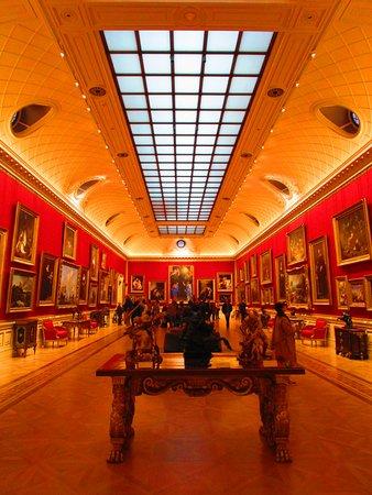 Wallace Collection: la grande galerie