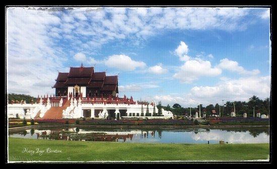 อุทยานหลวงราชพฤกษ์: Royal Park Rajapruek