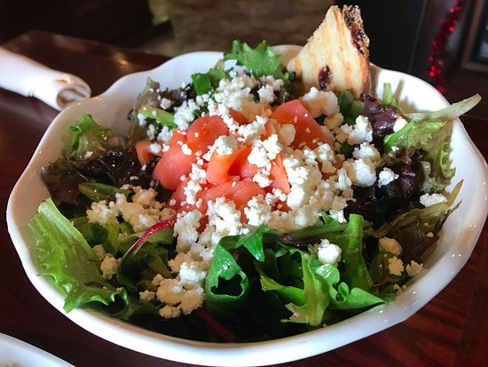 Guilford, CT: Smoked Salmon Salad