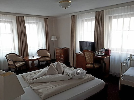 Feinschmeck: Room on arrival