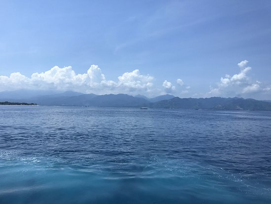 Padangbai, Indonesia: Nice place to dive in !!!! Best service in momo dive center!!!