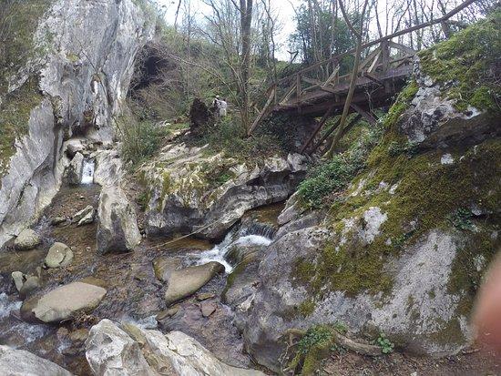 Zugarramurdi, España: Cuevas