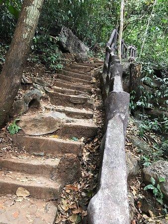 Phu Pha Phet Caves Photo