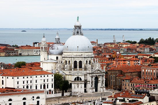 Photo of Church Basilica di Santa Maria della Salute at Campo Della Salute, 1, Venice 30123, Italy