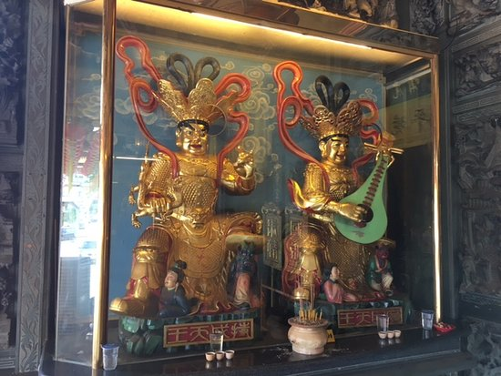 Butterworth, Malaysia: some sculptures