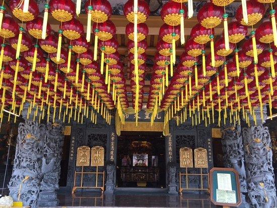 Butterworth, Malaysia: decoration