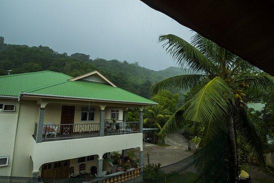 Villa Bananier: Wenn es mal regnet