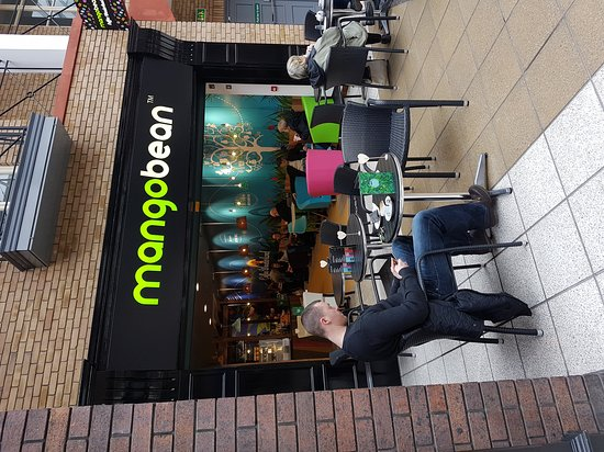 Widnes, UK: Mangobean Coffee