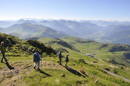 Alpenhaus am Kitzbueheler Horn