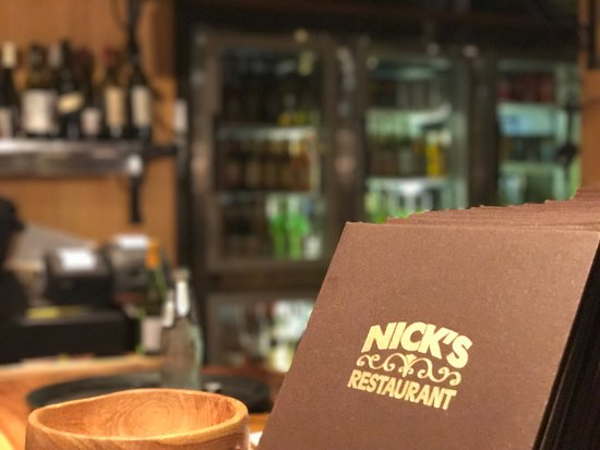 ‪‪Nick's Swiss Italian Restaurant‬: Great pizza and atmosphere‬