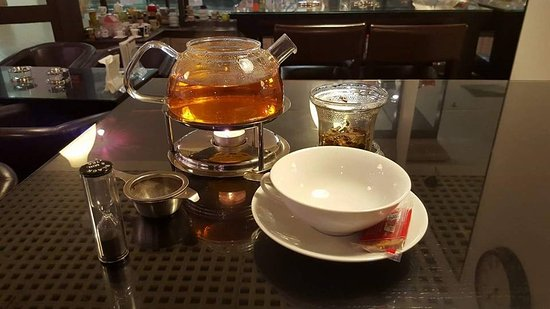Char Wallah tea.
