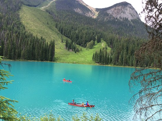 Yoho National Park, Canada: So unbelievable