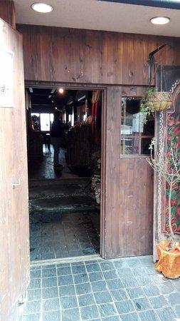 Ikoma, Japan: 玄関です