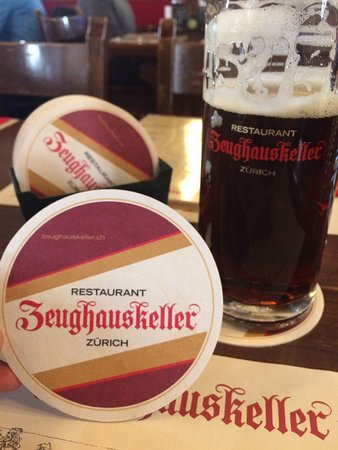 Photo of German Restaurant Zeughauskeller at Bahnhofstrasse 28a, Zurich 8001, Switzerland