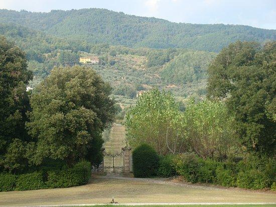Capannori, Italia: los jardines