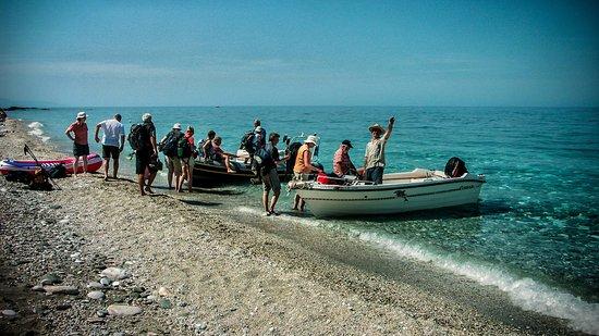 Chorefto, Hellas: Boat Trips
