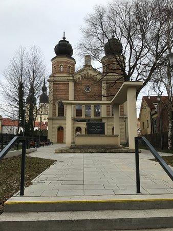 Trnava, Slovakien: Synagóga