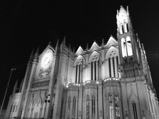 Templo expiatorio del Sagrado Corazon de Jesus