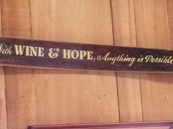 Erath Vineyards Winery: 20170318_114500_large.jpg