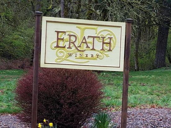 Erath Vineyards Winery: 20170318_105454_large.jpg