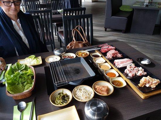 Sulzbach (Taunus), เยอรมนี: KOOGI Korean BBQ