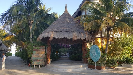 Foto de Holbox Hotel Casa las Tortugas - Petit Beach Hotel & Spa