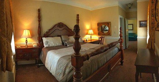 Lake Lure, Carolina del Nord: F. Scott Fitzgerald Suite
