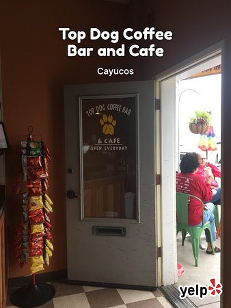 Top Dog Coffee Bar: photo0.jpg