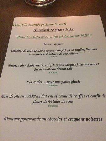 Mallemort, Francia: Rien à dire juste un moment plein de subtilité. Nous avons passé un moment merveilleux les patro