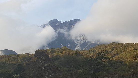 Kinabalu Park : View from Hill Lodge