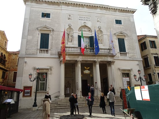 Teatro La Fenice: Restored Opera House