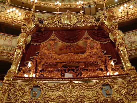 Teatro La Fenice: Restored Opera House Royal Box
